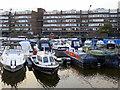 TQ1877 : Brentford Marina by Andrew Curtis