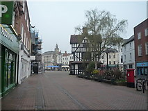 SO5140 : High Town (Hereford) by Fabian Musto