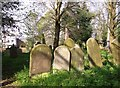 TG2408 : Graves in Section D by Evelyn Simak