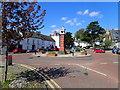 SO3700 : Twyn Square, Usk by Eirian Evans