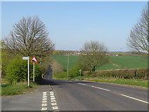 NZ3634 : Salter's Lane, near Trimdon by Malc McDonald