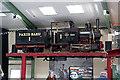 SK2406 : Statfold Barn Railway - novel display by Chris Allen