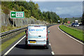 NO0420 : Northbound A9 towards Perth by David Dixon