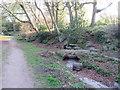 NZ3752 : Path and bridge at Silksworth, Sunderland by Malc McDonald
