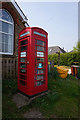TA1904 : Former telephone kiosk, Walk Lane, Irby by Ian S