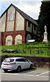 ST1599 : Grade II Listed Bargoed & Gilfach War Memorial   by Jaggery