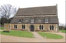 SK8608 : Great Hall, Oakham Castle by Ann