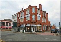 SJ9495 : ##30-36 Market Street, Hyde by Gerald England