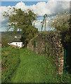 SX8280 : Path, Hennock by Derek Harper
