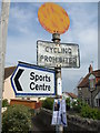 ST3241 : Walk to the sports centre! by Neil Owen