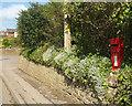 ST4217 : Postbox, Compton Road, South Petherton by Derek Harper