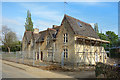SP3828 : Repairing Old Property, Little Tew by Des Blenkinsopp