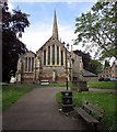 SO5012 : St Mary's Priory Church, Monmouth by Jaggery