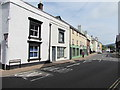 SO5112 : North along St James Street, Monmouth by Jaggery