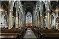 SE5703 : Interior, Doncaster Minster by Julian P Guffogg