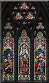 SE5703 : Stained glass window, Doncaster Minster by Julian P Guffogg