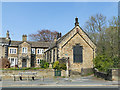 SD9951 : The old grammar school and chapel, Short Bank Road, Skipton by Stephen Craven