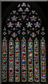 SE5703 : West Window, Doncaster Minster by Julian P Guffogg