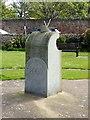NT3975 : Cockenzie and Port Seton Millennium Sundial by Oliver Dixon