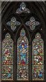 SE5703 : Window n.6, Doncaster Minster by Julian P Guffogg