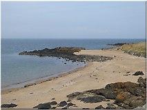 NT4884 : Beach at Black Rocks by Oliver Dixon