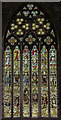 SE5703 : North Transept window, Doncaster Minster by Julian P Guffogg