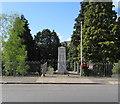 SO1305 : Abertysswg War Memorial by Jaggery