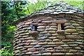 NO3801 : Doocot, Letham Glen by Bill Kasman