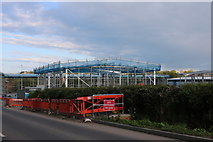 SP4875 : New buildings going up on Lawford Road by David Howard