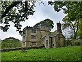 SK2383 : North Lees Hall by Graham Hogg