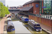 SP4540 : Oxford Canal, Banbury by Stephen McKay