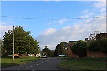 SP5670 : Daventry Road, Kilsby by David Howard