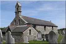 SV9215 : Church of St Martin's by Andrew Abbott