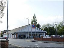 TA0830 : Aldi, Terry Street, Hull by Stephen Craven