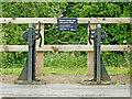 SO9163 : Hanbury Locks sidepond paddle gear, Worcestershire by Roger  Kidd