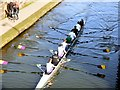 SJ7892 : Rowing Together For Healthy Minds by Gerald England