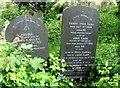 TG2408 : The grave of the Cann Family by Evelyn Simak