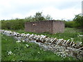 SP2508 : Former electricity substation, RAF Broadwell by Vieve Forward