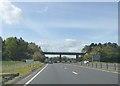 NT3570 : Bridge over A1 near Whitecraig by Alpin Stewart