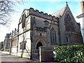 SP3166 : East end of Holy Trinity Church, Leamington Spa by Stephen Craven