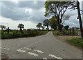 TM4978 : School Lane, Reydon by Adrian Cable