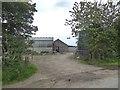 NY4163 : Farmyard, Blackhamilton Farm by Oliver Dixon