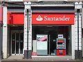 TQ0088 : Santander Bank Branch in Gerrards Cross by David Hillas
