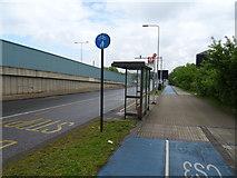 TQ4382 : London Cycle Superhighway 3 (CS3) by JThomas