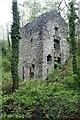 SJ2061 : Aberduna engine house by Alan Murray-Rust