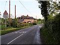SJ7977 : Pedley House Lane by David Dixon