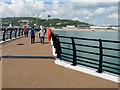 TR3240 : Landward view from the Marina Pier by John Baker