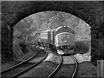 ST1882 : Class 37 at Llanishen by Gareth James