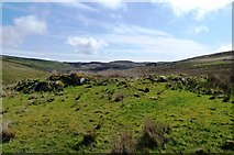 NR2743 : Cill Eathain Chapel Site by Mary and Angus Hogg