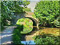 SD5140 : Lancaster Canal, Myerscough Hall Bridge (Bridge#45) by David Dixon